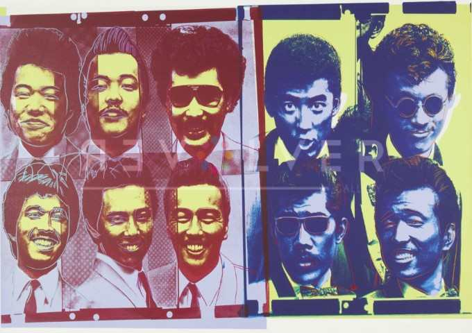 Source works by Andy Warhol