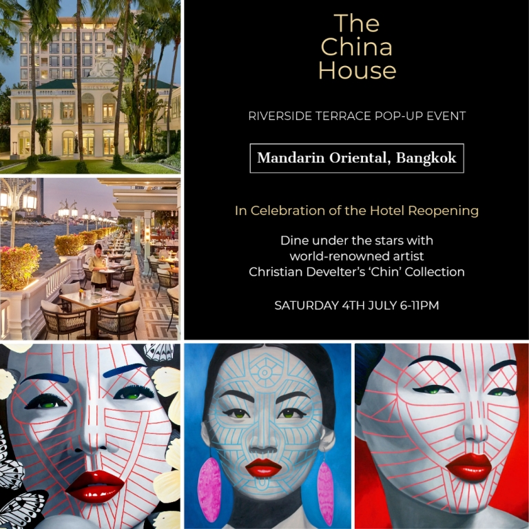 Image for Re-Opening Event of Mandarin Oriental Bangkok Gallery Shows